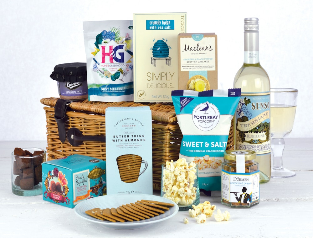 The Chirbury Hamper